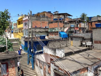 The Providência favela is over 115 years old