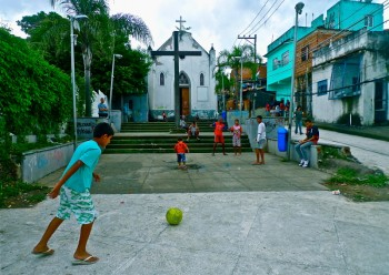 Providência football By Julie Ruvolo