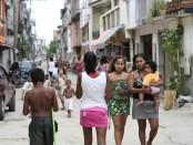 Call them Favelas - Asa Branca