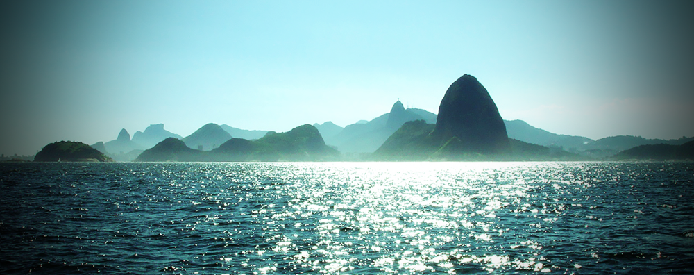 Rio from the water