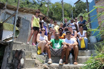 Educational Community Visit to Santa Marta