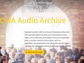 CWA archive