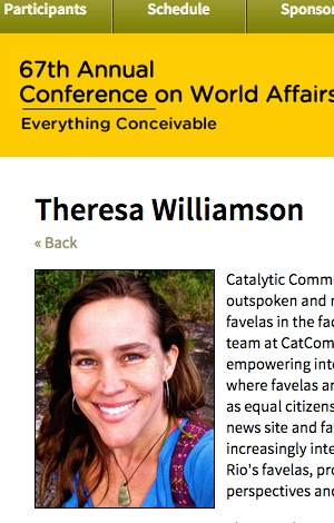 Theresa Williamson