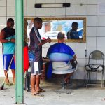 Barbershop in Pica-Pau