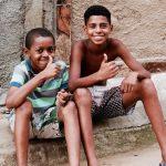 Boys in Pica-Pau