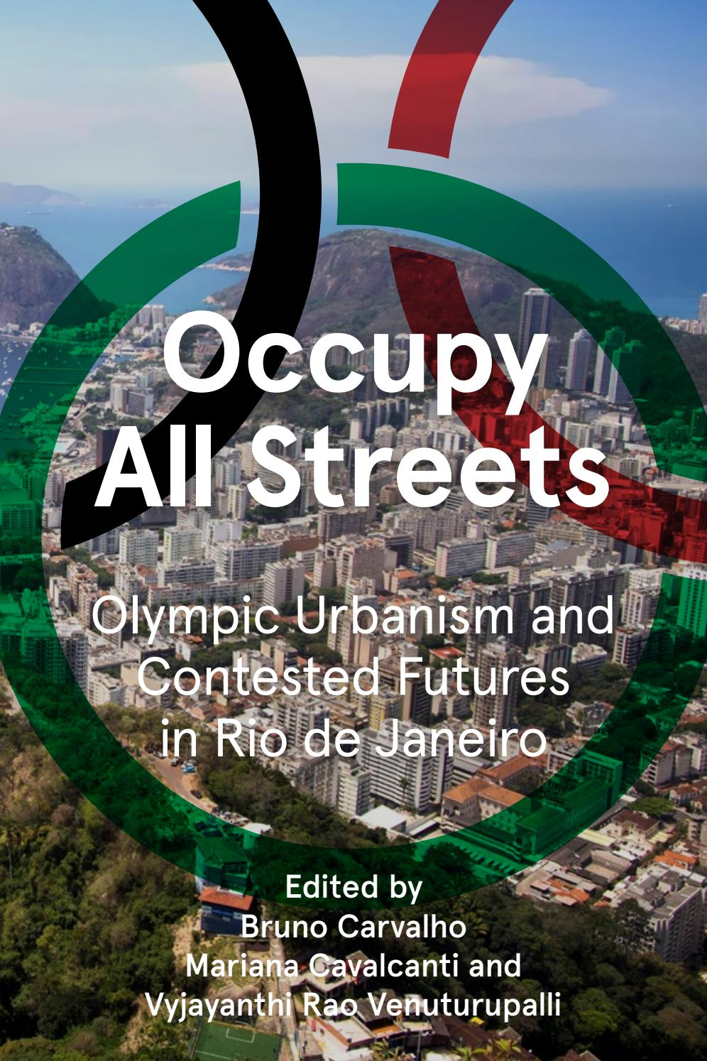 Occupy All Streets cover