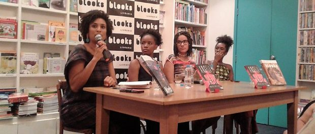 11/16 Angela Davis Book Launched With Keen Debate During Black Awareness Month in Rio - Luisa Fenizola