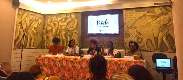 11/17 Debate On Race and Resistance and 'Rolezinho' Tour Occupy Rio City Council - Sidney Magana